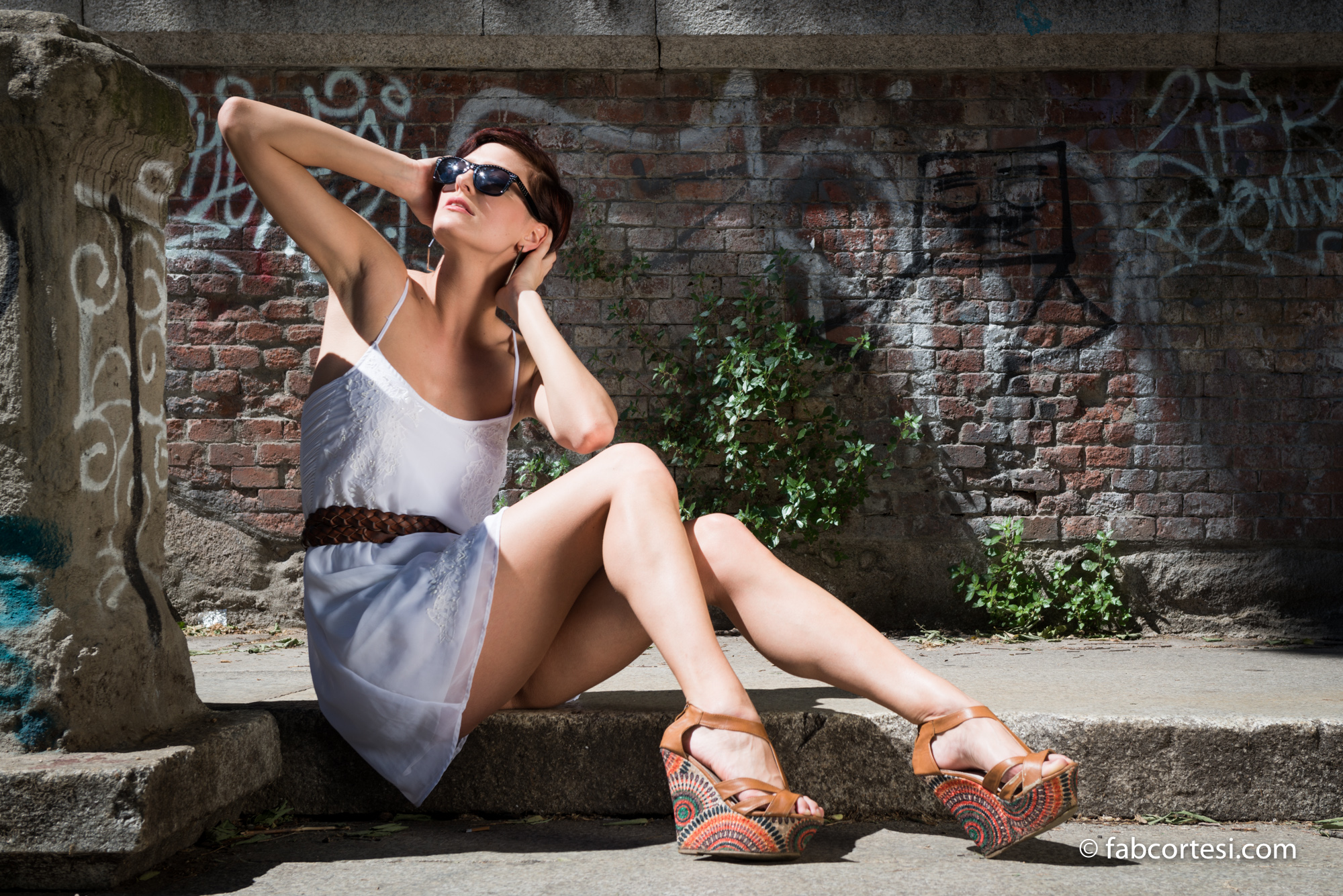 Moda Fashion Editorial Milano