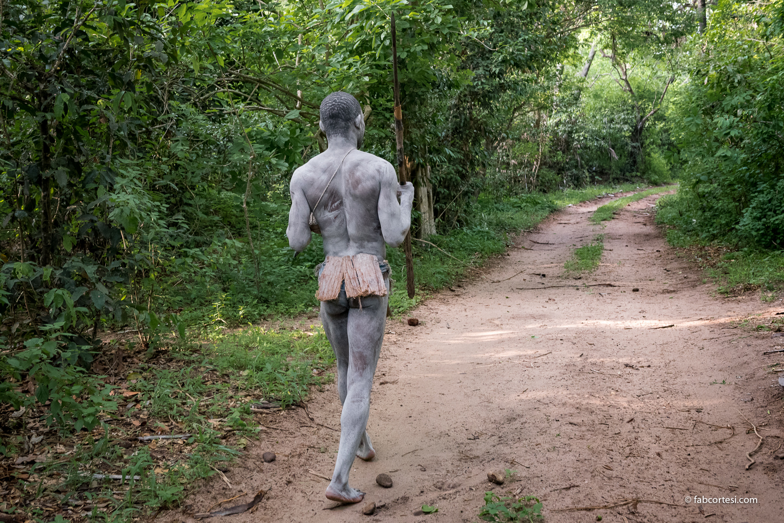 tanzania man hunting