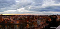 Rome italy landscape