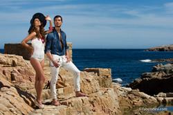 Moda Fashion editorial Mediterraneo