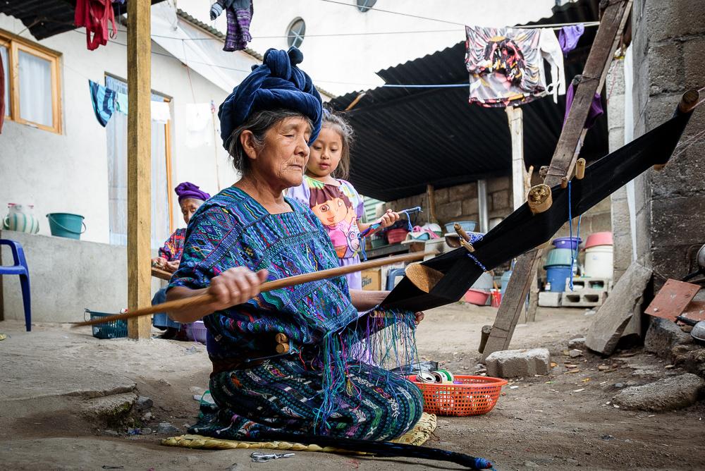 guatemala maya Reportaje