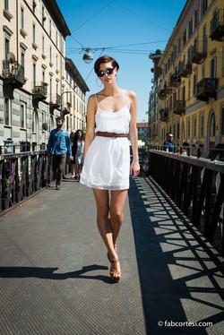 Moda Fashion Editorial Milano