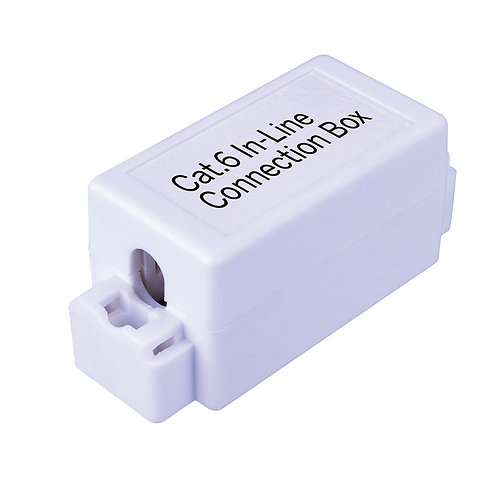 Category 6 In-line Punch-down Junction Box