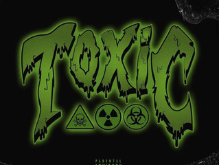 """Diz Doez Has A New Single On The Way. """"Toxic"""" Available Exclusively on Sound Cloud This FRIDAY!"""