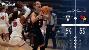 UT Martin Finishes Season With a Victory in the WNIT