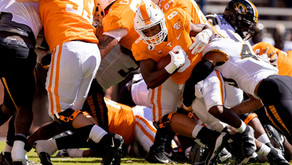 Tennessee Runs Rampant over Missouri In Home Opener