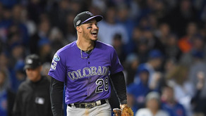 Nolan Arenado is Golden for the 8th Straight Time