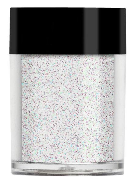 White Holographic Glitter