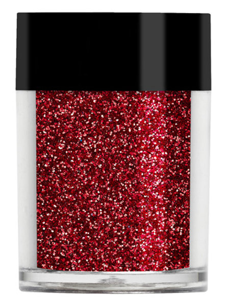 Red Holographic Glitter