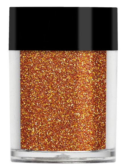 Orenge Holographic Glitter