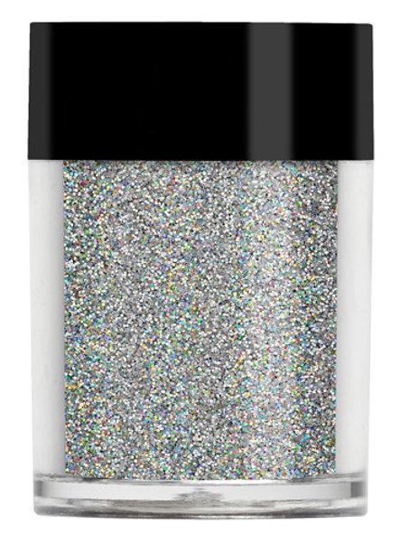 Silver Holographic Glitter