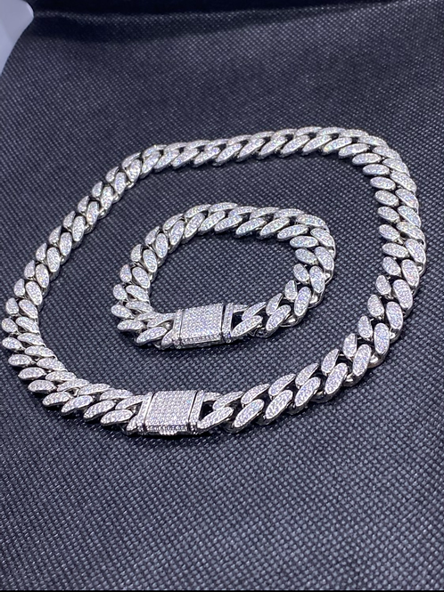 Cuban link set