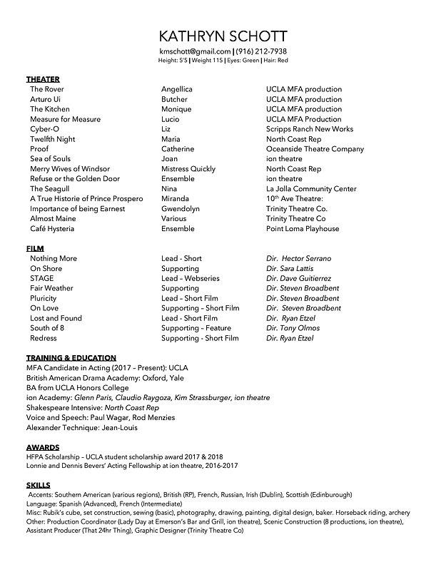 KATHRYN SCHOTT - Resume 2020.jpg
