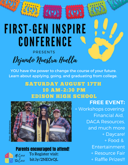 First-Gen INSPIRE Conference