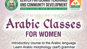 Arabic Classes for Women