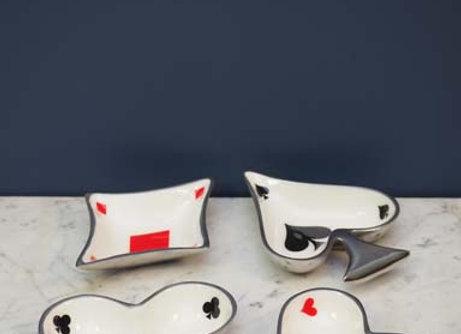 Set carte ceramica