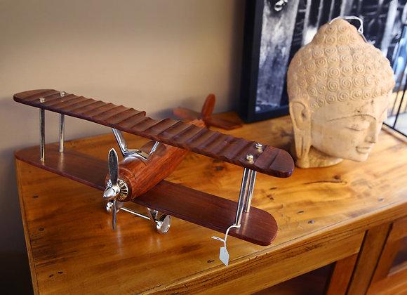 Aeroplano in legno