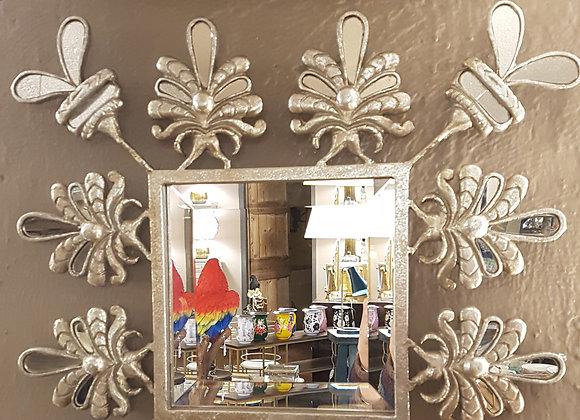 Specchio fiocco di neve