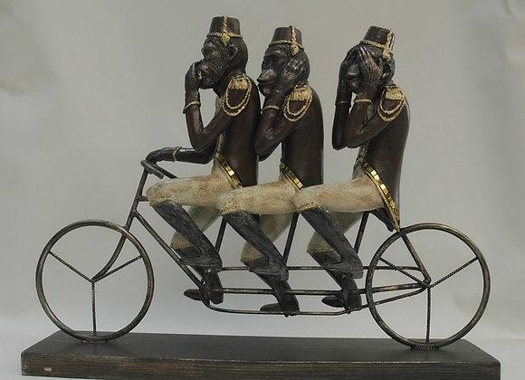 3 Scimmie