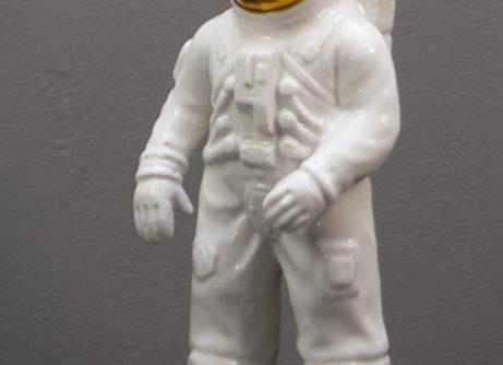 Astronauta in ceramica