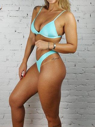 Biquíni Asa Delta Top Fixo Tiffany Shine