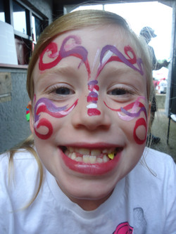Face+Painter+Girl