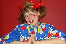Female Party Clown