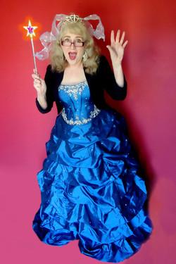 "Fairy Godmother ""Esmeralda"""