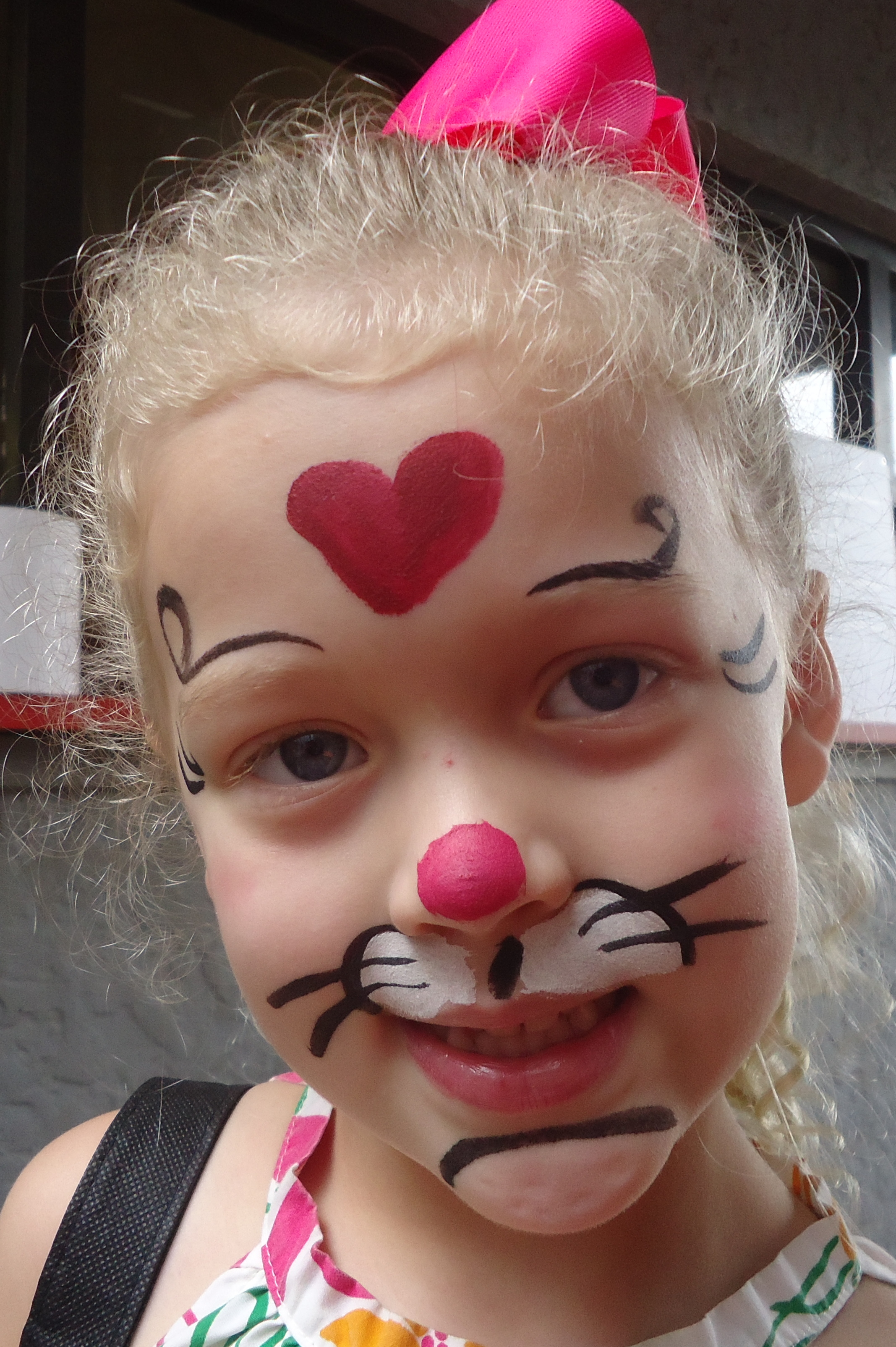Face+Painting+Little+Girl