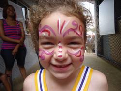 Face+Paint+Design+Girl
