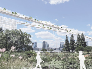 NJ.com - N.J. man envisions pedestrian bridge linking Jersey City, NYC