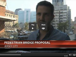 Fios1 News - Jersey City resident proposes pedestrian bridge to Manhattan