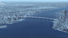 JerseyDigs.com - The Highline has Nothing on Jersey City's New Pedestrian Bridge