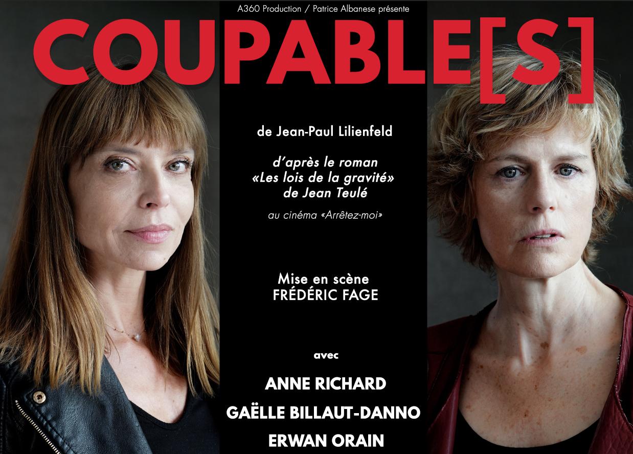 Coupable(s) Anne Richard