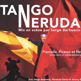 Tango Neruda avec Serge Barbuscia