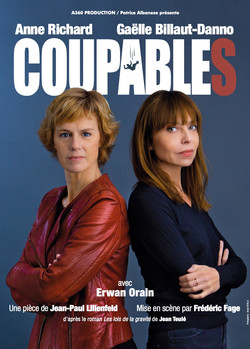 Capture Affiche Coupables