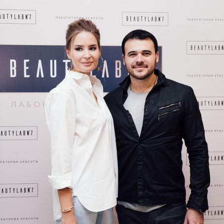 Эмин Агаларов открыл новое beauty-пространство в  Vegas Кунцево