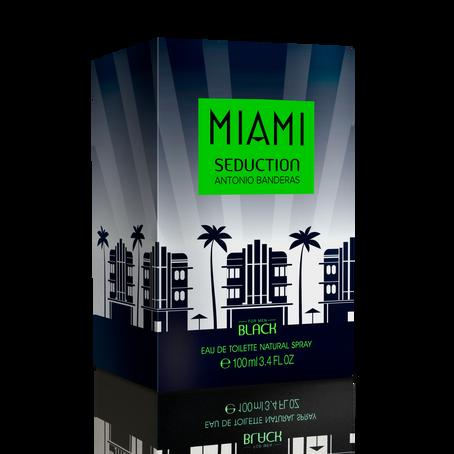 Antonio Banderas представляет новую коллекцию Miami Seduction