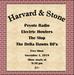 Free Show - Harvard & Stone