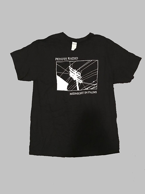 Midnight In Palms - Shirt (Black)