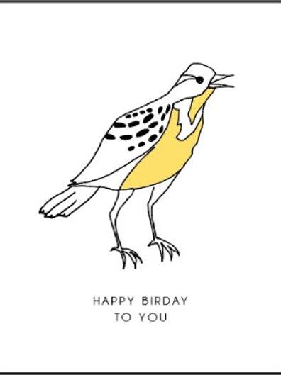#127 Happy Birday to You