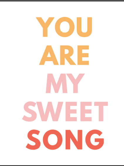 #145 You Are My Sweet Song