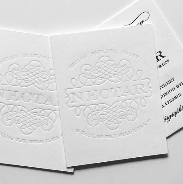 Portland Oregon Letterpress Studio Olivine