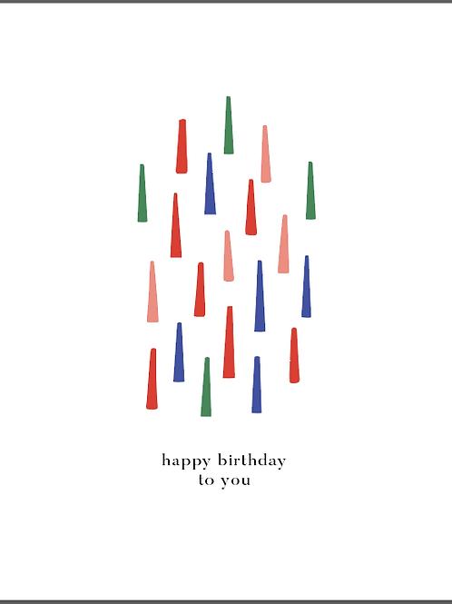#128 Happy Birthday to You