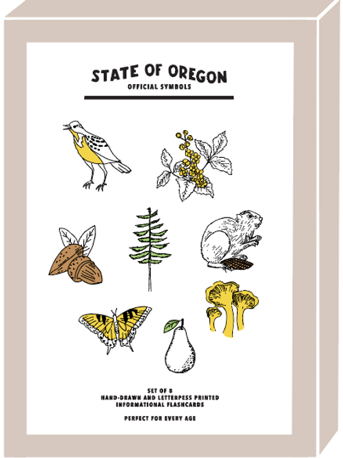 #25 State Of Oregon Flashcards