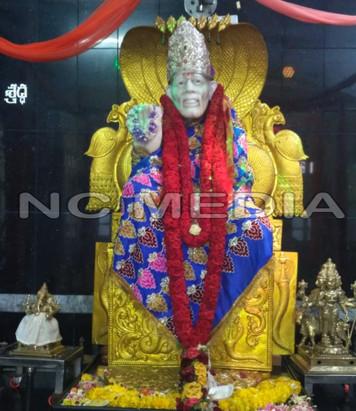 షిర్డీసాయి బాబా ఆలయంలో రెండవ రోజు.. దసరా ఉత్సవాలు!