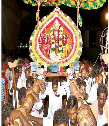 దుర్గా మల్లేశ్వర్ స్వామి ఆలయం లో ముగుస్తున్న వేడుకలు!
