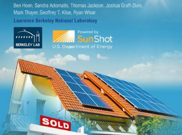 "Going Solar Adds Value and ""Green Cachet"" to Your Home"