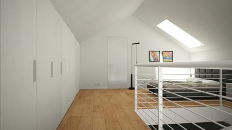 abitare verticale - casa CH