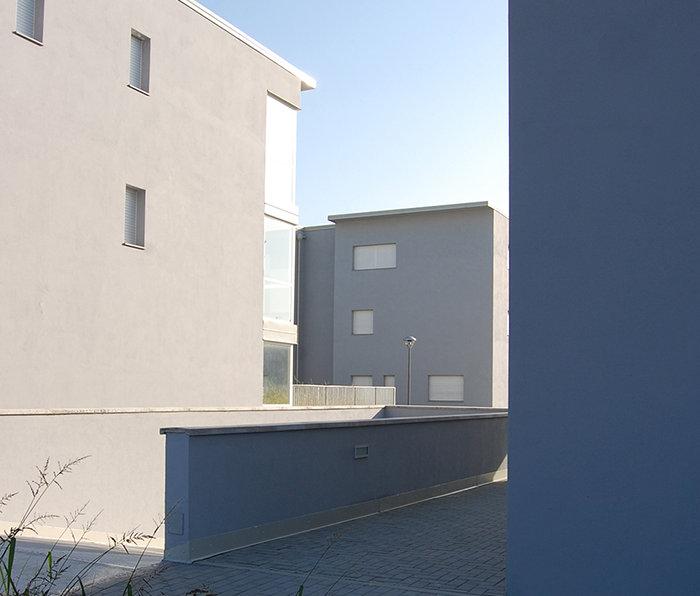 edifici a basso consumo con le serra bioclimatiche a Bergamo